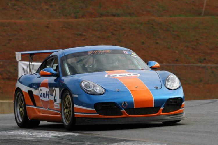 Keith Faver, 09 Porsche Cayman S