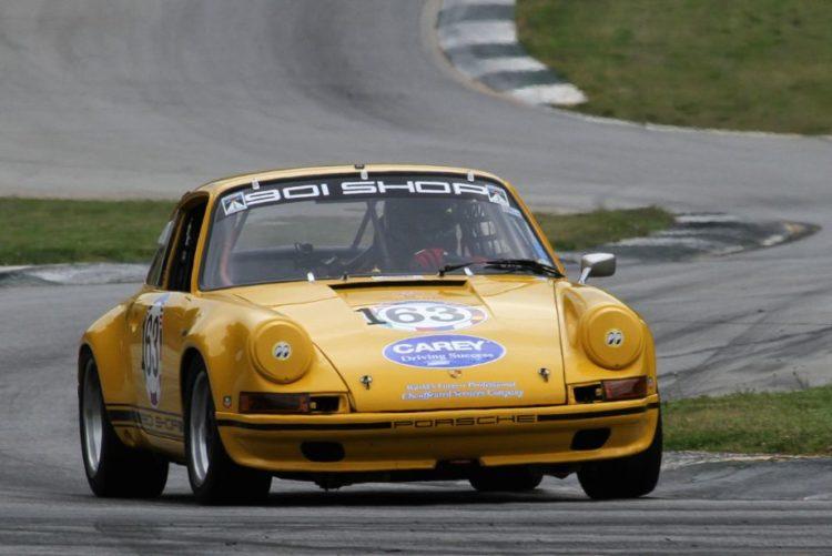 Scott Jachthurber, 72 Porsche 911 ST/R
