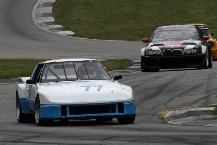 Ray Hill, 79 Mazda RX7