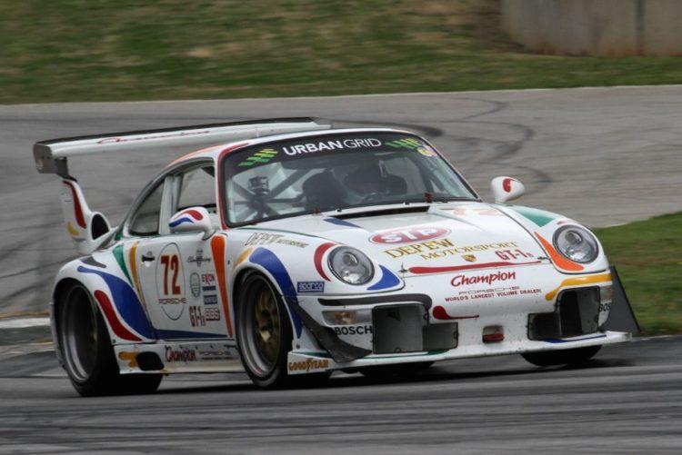 Frank DePew, 93 Porsche 964 Turbo S
