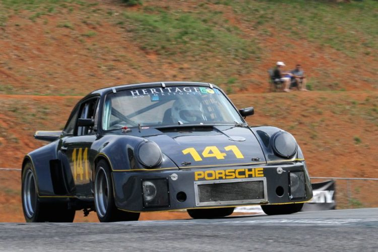 John Starkey, 75 Porsche 911 RSR