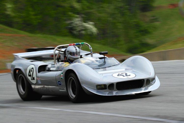 Farrell Preston, 66 McLaren M1B