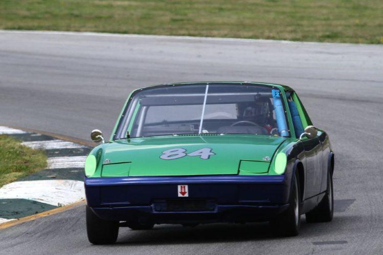 Bob Pickerill, 70 Porsche 914/4