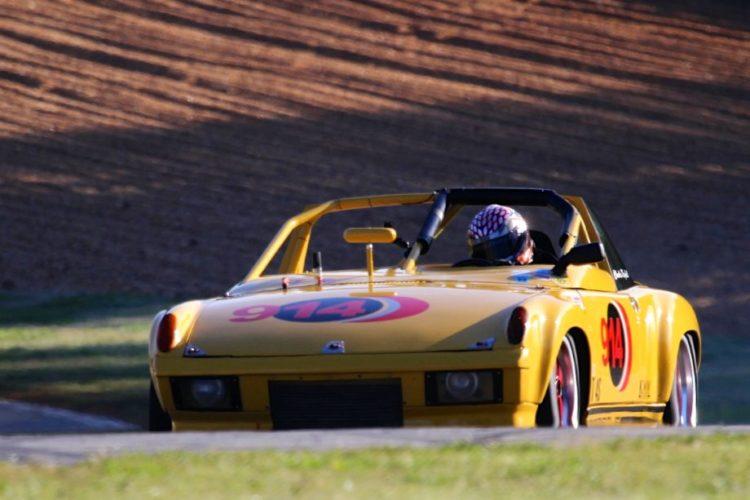 Charles Rayhall, 71 Porsche 914/6