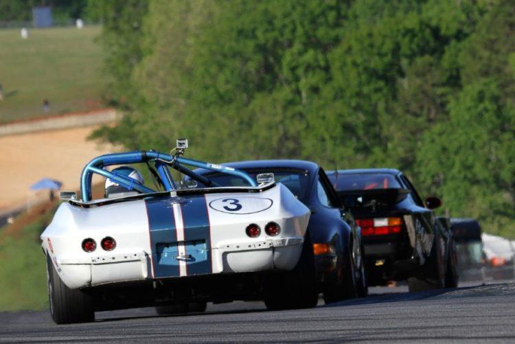 Mike Donohue, 63 Corvette Roadster