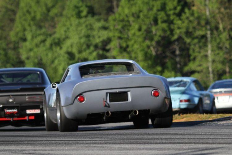 Melvin Andrews, 64 Porsche 904R