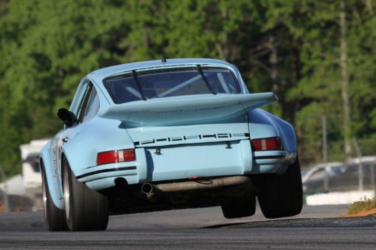 Randy Proudfit, 73 Porsche 911RSR
