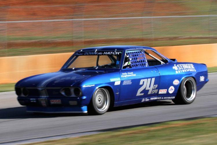 David Clemens, 66 Chevrolet Corvair