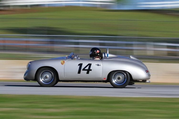Jim matthew, 60 Porsche S90 Roadster