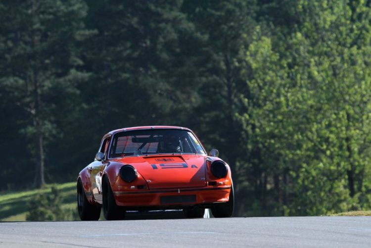 Robert Borden, 71 Porsche 911S