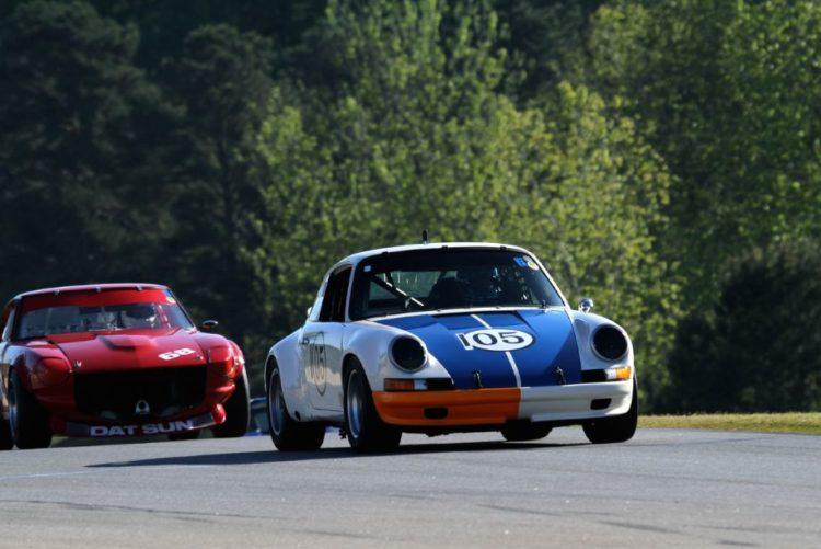 Robert Newman, 70 Porsche 911T