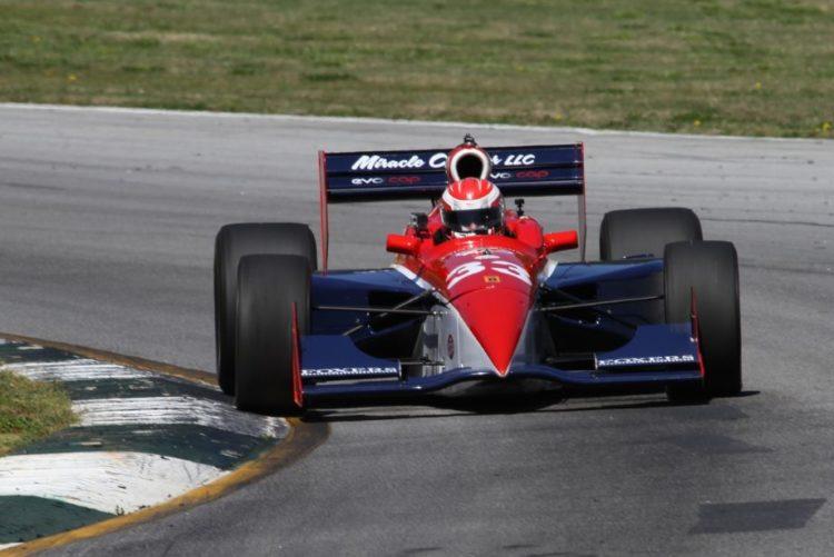 Ron Green, 01 Dallara Indy