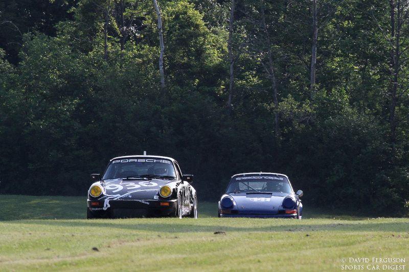 Matthew Goetzinger, 86 Porsche 911 Carrera