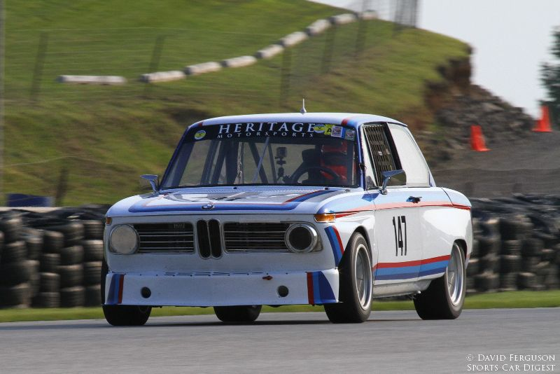 Russell Gee, 69 BMW 2002 Tii