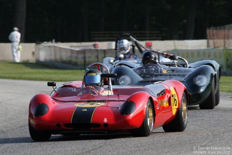 John Weinberger, 65 65 Lotus 23c