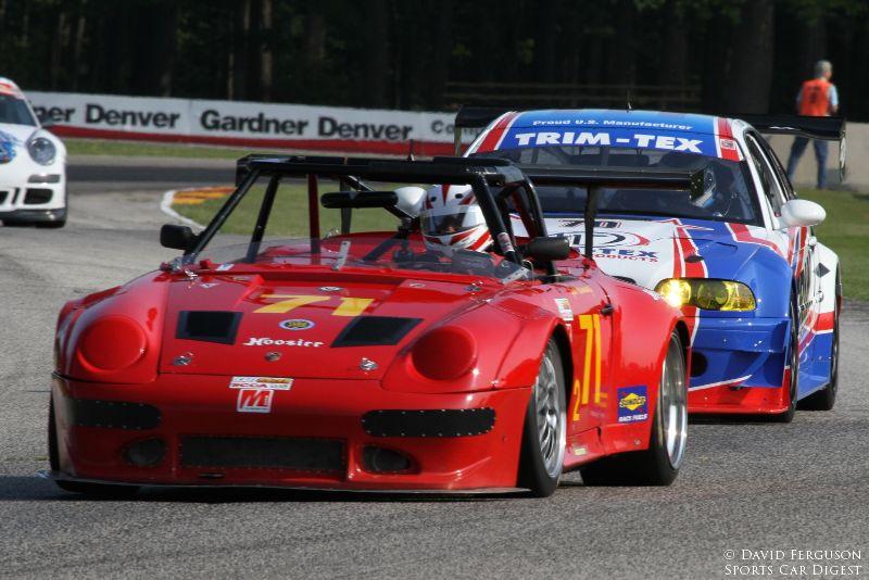 Gus Rosenberg, 96 Porsche 993 spyder