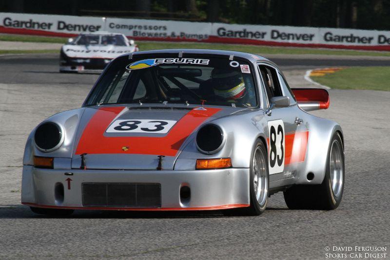 Fritz Seidel, 73 Porsche 911 RSR