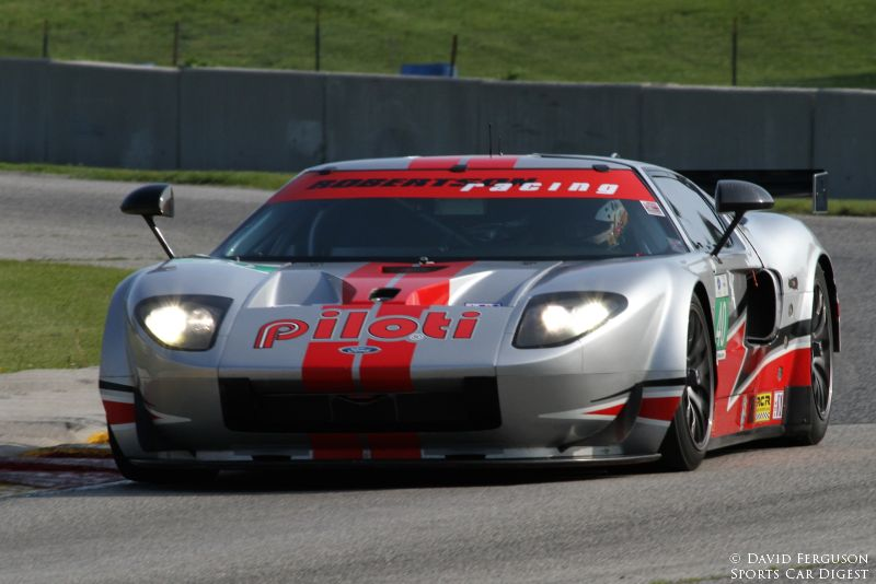Andrea Robertson, 06 Ford GT Mk 7