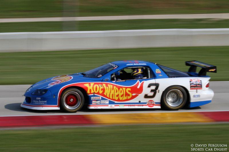 Richard Blaha, 03 Chevrolet Camaro GT1