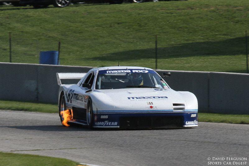 Jeremy Barnes, 91 Mazda R7