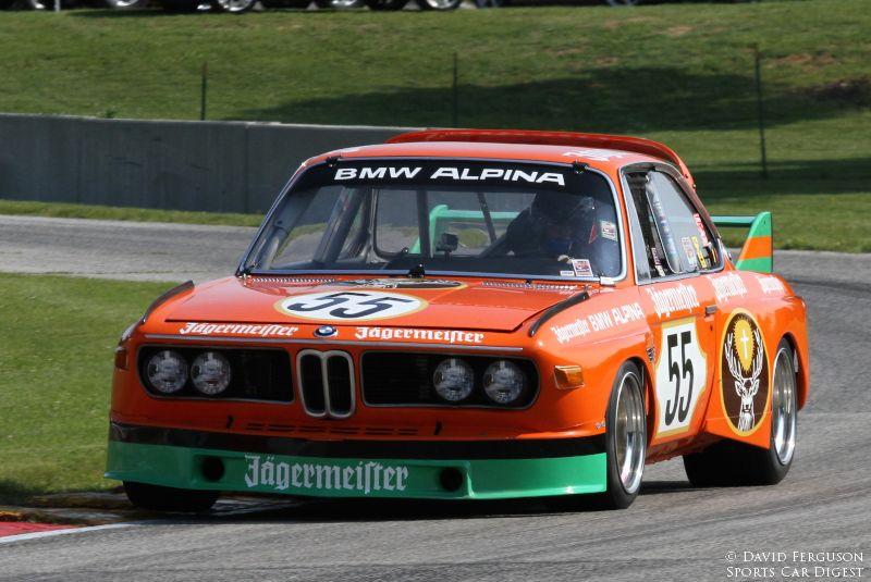 Jeff Gerken, 73 BMW 3.5 CSL