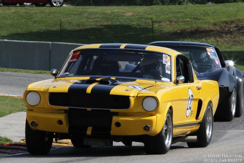 John Safro, 65 Ford Mustang GT