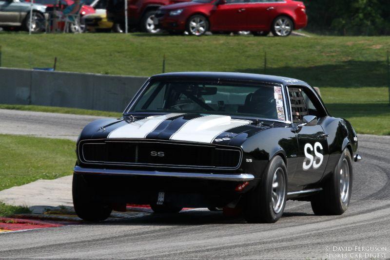 Doug Karon, 67 Chevrolet Camaro