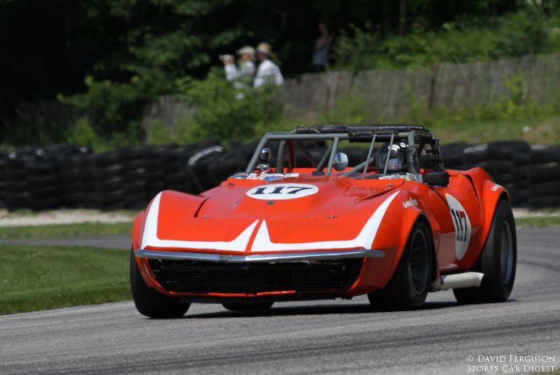 Michael Kehoe, 72 Corvette