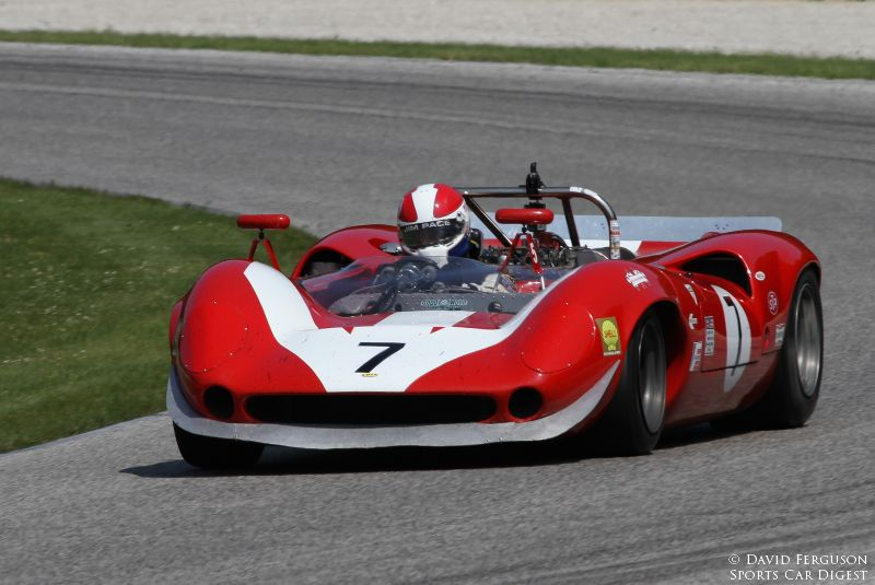 Jim Pace, 65 Lola T70 Mk l