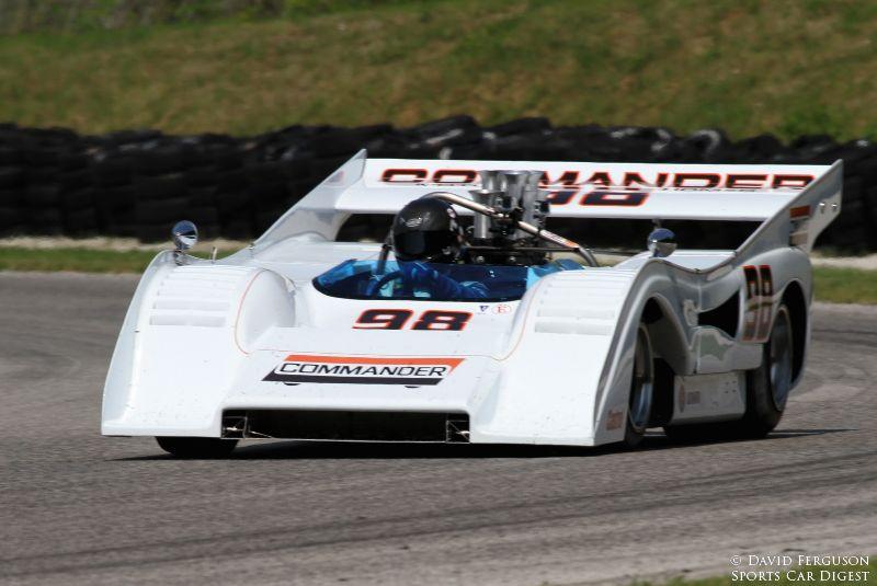 Emmett Murphy, 72 McLaren M8F