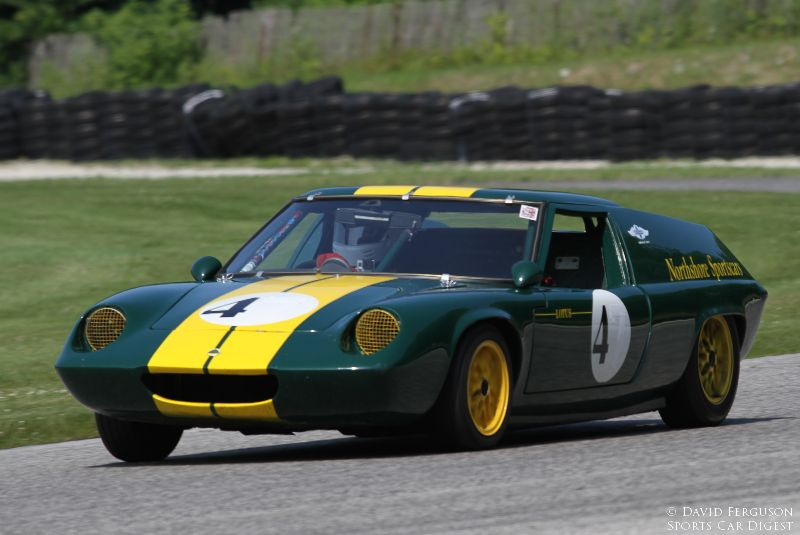 Norbert Bries, 70 Lotus Europa
