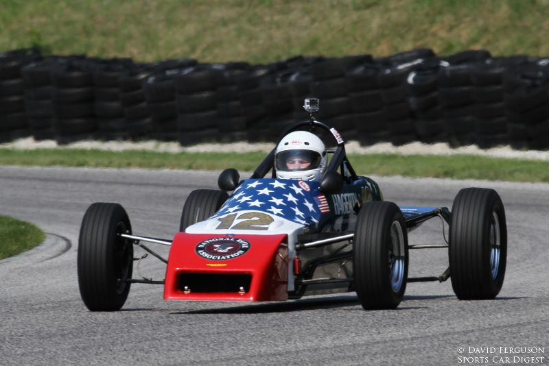 Jeff Jagusch Jr, 84 Lola T644