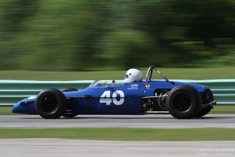 Robert Bodin, 69 Brabham BT29