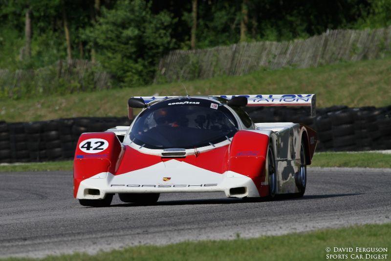 John Higgins, 86 Porsche-Fabcar