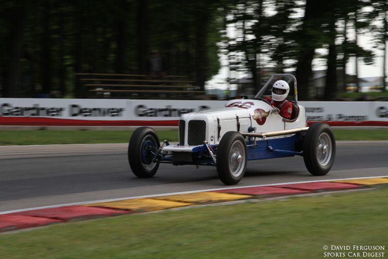 Rex Barrett, 33 Ford Indy Special