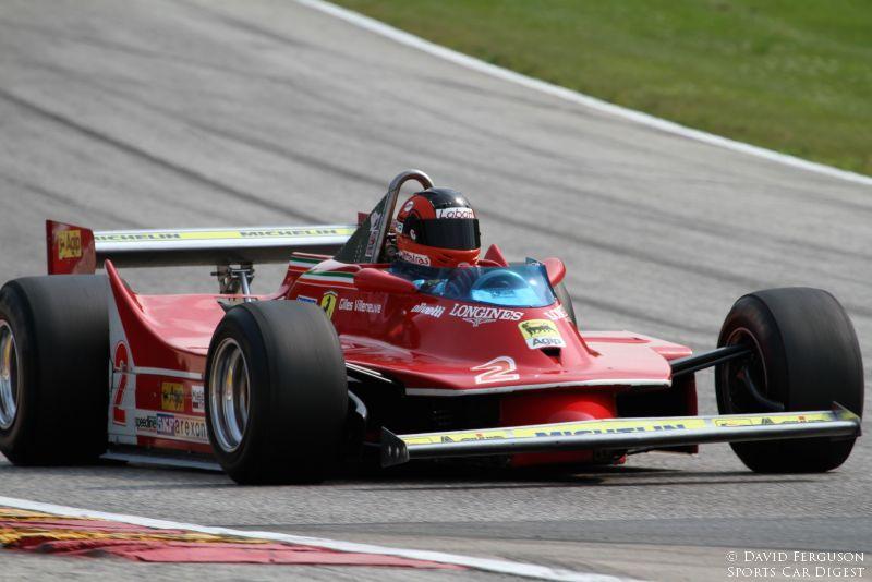 Bud Moeller, 80 Ferrari 312 T5