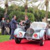 Bugatti Atlantic gets its award - Larry Edsall