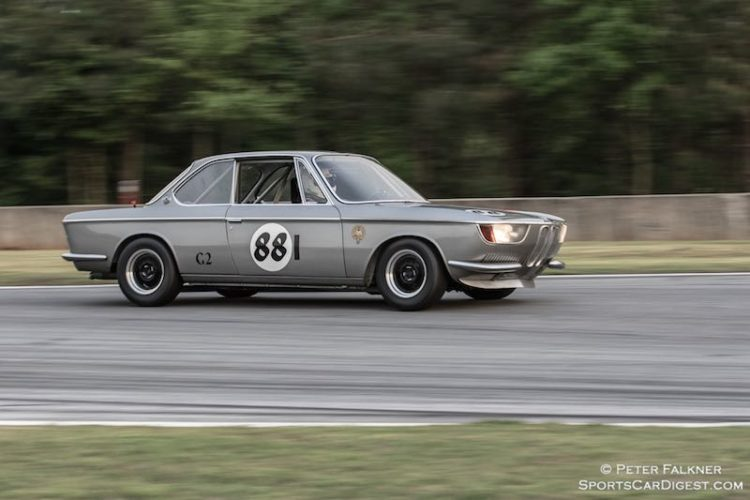 DeSantis, 66 BMW 2000CS