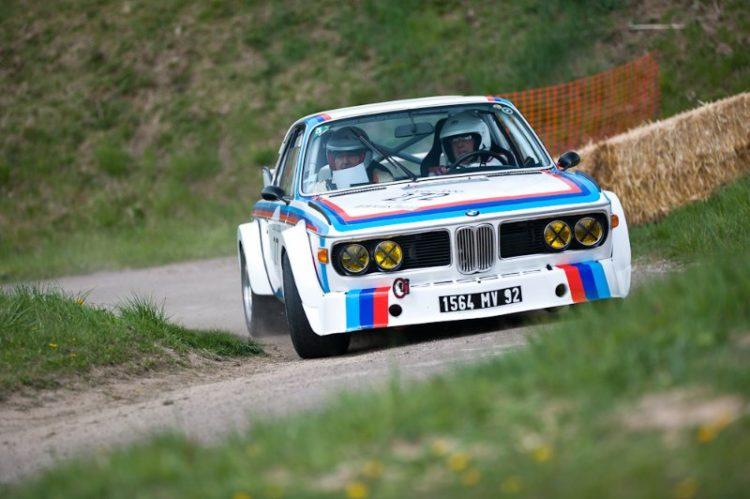 BMW 3.0 CSL 1972