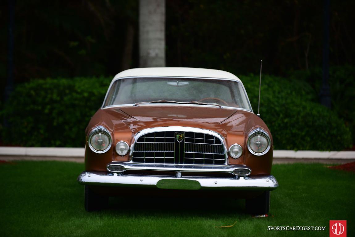 1955 Chrysler Ghia ST Special