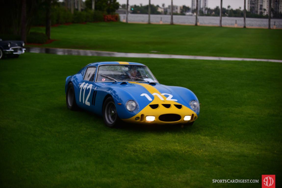 1962 Ferrari 250 GTO s/n: 3445 GT