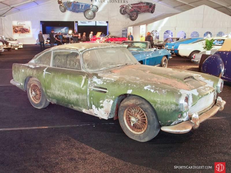 1962 Aston Martin DB4 Coupe