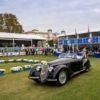 1939 Alfa Romeo 8C 2900B Lungo Spider, 2017 Amelia Concours de Sport Best in Show Winner