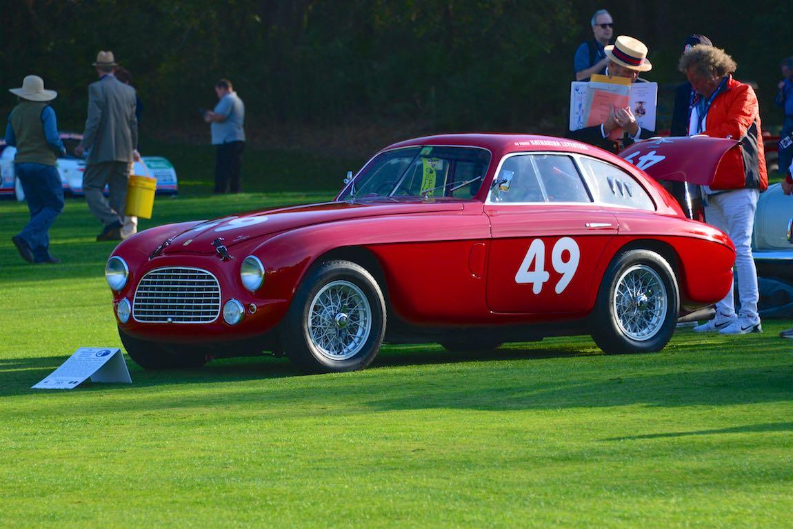 1950 Ferrari 166 MM Berlinetta Le Mans