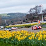 Glorious GT1 Sports Cars at Goodwood Members Meeting