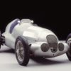 Silver Arrow on course for gold: the Mercedes-Benz W 125 built for the 750 kilogram weight limit in 1937