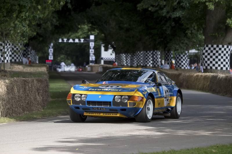 Ferrari 365 GTB/4 Daytona Competizone