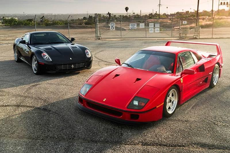 RM Ferrari F40