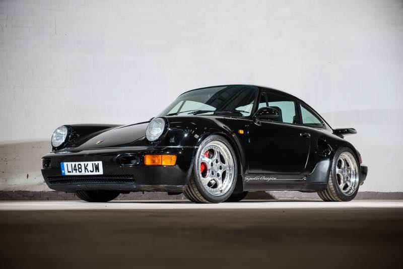 1993 Porsche 964 S Turbo Leichtbau