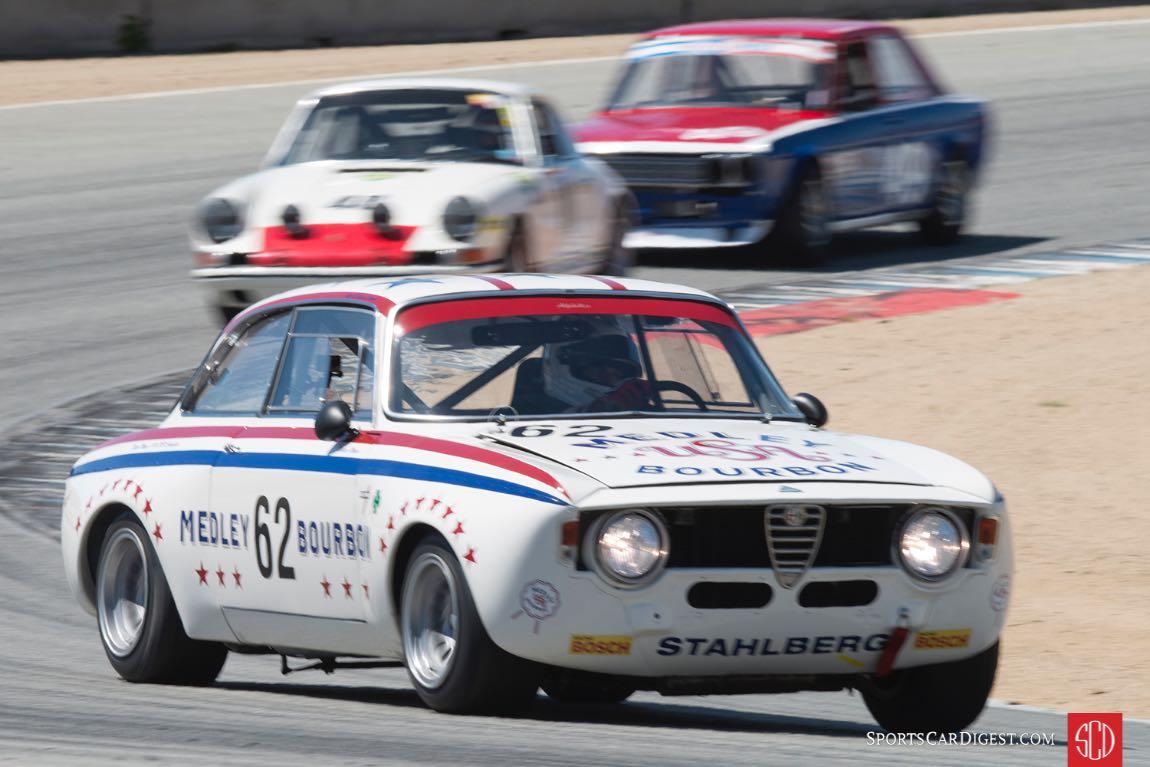 Patrick Byrne - 1965 Alfa Romeo GTA